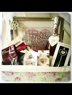 Wedding hamper  Facebook - Heart hampers and gifts