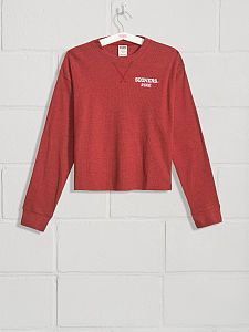 Shop the University of Oklahoma college apparel collection and show your school spirit. Find cute college hoodies, sweatshirts, t-shirts, and more today at PINK! College Hoodies, College Apparel, University Of Oklahoma, Perfect Mother's Day Gift, Navy Shoes, College Outfits, Pullover, Sweatshirts, Pink