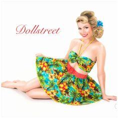 Hawaiian Pinup! #Dollstreet #Hawaiian #Pinup #Custom #VacationDolls #Vacation #Swimwear #SweetBettyJean Sweet Betty, Pinup, Hawaiian, Vacation, Swimwear, Summer, Bathing Suits, Vacations, Swimsuits