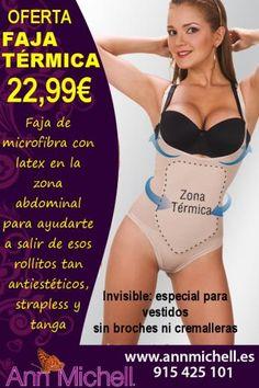 Anuncios.es oferta de  Faja látex te ayuda a quemar grasa. 811c693d317e