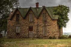 abandoned yet beautiful