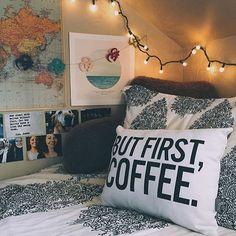 8 Dorm Decor DIYs Freshmen Should Start Making Now | http://www.hercampus.com/diy/decorating/8-dorm-decor-diys-freshmen-should-start-making-now