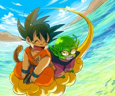 Goku & Piccolo | Dragon Ball Z #anime