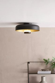 HENDRIX loftplafond - Sort - Belysning - Jotex Led, Twilight, Lighting, Design, Home Decor, Modern, Pedestal, Ceiling Lights, Minimalist