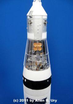 Saturn V Cutaway