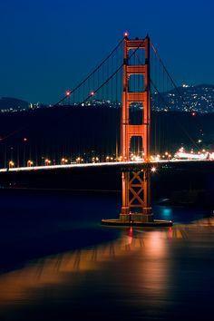 Golden Gate Bridge - San Francisco - California - USA (by Nagaraju Hanchanahal)