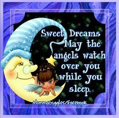 Sweet Dreams,Say your prayers. Good Night Moon, Nighty Night, Stars And Moon, Sweet Dreams, Good Morning, Prayers, Love You, Sleep, Angels