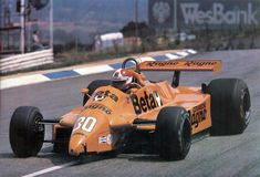 1981 Arrows A3 - Ford (Siegfried Stohr)