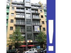 Bei dem Objekt Quartier Schützenstraße handelt es sich um einen Gebäudekomplex aus dem Jahr 1998, der vor allem durch seine auffallende Fassade besticht. Bei dem Haus 10 handelt es sich um ein achtgeschossiges Gebäude mit einer gelben Klinkerfassade.