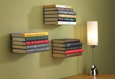 Das unsichtbare Bücherregal | KlonBlog