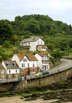 Combe Martin Devon England North Devon #NDevon #NorthDevon #Devon