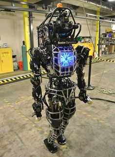 6 Robots To Inspire Google  Google just bought military-grade robotics company Boston Dynamics. Check out their robots and others competing in the next DARPA challenge.