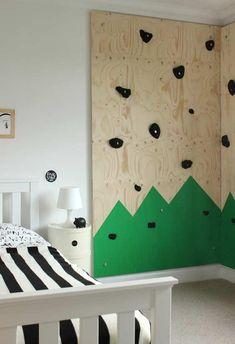 Die 12 besten Bilder auf Kletterwand kinderzimmer | Kletterwand ...