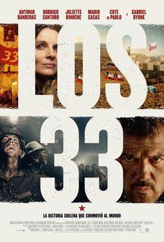 絕地拯救33/33:重生奇蹟(The 33)poster