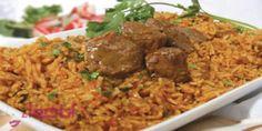 طريقة عمل الكبسة السعودي بالدجاج واللحم