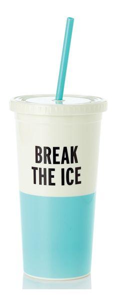 Break the Ice! #katespade