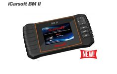 """Eliminate the guesswork and diagnose warning indicators including """"check engine"""" or """"airbag"""" using any of these handheld code readers and reset tools. Find the perfect Engine Code Reader and Reset Tools for all BMW series only from BIMMIAN AUTOMOTIVE INC. Bmw Performance, Bmw Series, Car Brands, Vehicle, Software, Engineering, Coding, Electronics, Unique"""