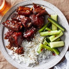 Chinese Spare Ribs, Chinese Ribs, Chinese Food, Chinese Chicken, Pork Rib Recipes, Asian Recipes, Ethnic Recipes, Chinese Recipes, Vietnamese Recipes