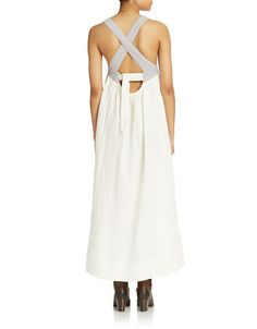 Softly Structured Maxi Dress | Lord and Taylor