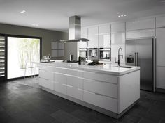 Kitchen inspiration: high gloss white kitchen works well in both modern and traditional homes. Description from pinterest.com. I searched for this on bing.com/images