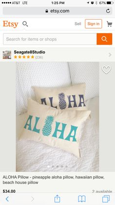 Throw Pillow Covers, Pillow Cases, Sold Sign, Bed Pillows, House, Etsy, Pillows, Home, Haus