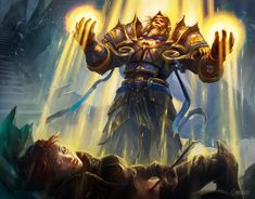 World of Warcraft Paladin Art Here are some of the best World of Warcraft pics I could find online.