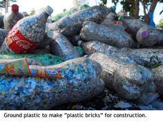 plastic brick