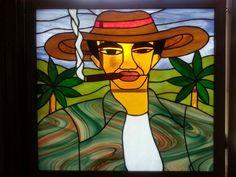 Cigar Man - Delphi Artist Gallery