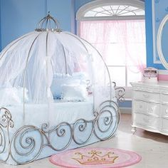 If she's blue Cinderella.