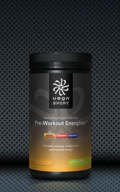Pre-Workout Energizer. I really like this product & it's 100% plant based.