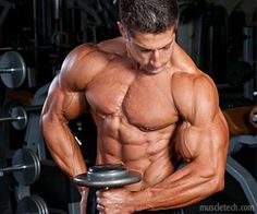 The All-Dumbell Workout for at Home or in the Gym: We've got some fantastic dumbbell workouts you can do at home or in the gym to help get the musclebuilding results you deserve!