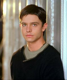 Jason Behr from Roswell (the tv show) - yeah...