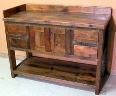 Photo Gallery For Photographers Minnesota Reclaimed Wood Bathroom Vanity by