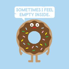It's Not All Rainbow Sprinkles... - David Olenick