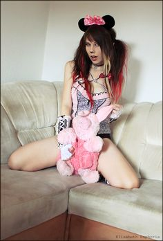 SeXy Minnie costume, Elisabeth Euphoria