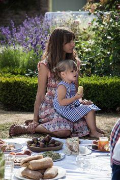 A summer picnic!