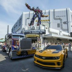 Universal Studios Hollywood | Transformers Ride, simply awesome!!!