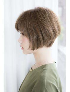 エアーオオミヤ(air OMIYA) (air-OMIYA 小田)美人ショートボブ☆