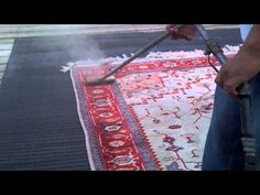 Orient Rug cleaning.mov