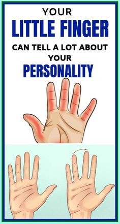 Your Little Finger Can Tell a Lot About Your Personality Body Coach, Forgive And Forget, Highly Sensitive, Personality Types, Positive Life, Positive Mindset, Natural Medicine, Self Improvement, Health And Beauty