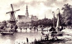 Haarlem back in the day ;)