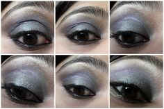 I wanted to share with you the different ways I don eyeliner .. This post is compiled from previous EOTD posts, so you might have already seen all these pics.         Classic Black    This is my all time favorite way to sport eye liner with or without eyeshadow. Simple, easy, classic and always looks g