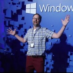 Inside the Windows 10 Fan Celebration