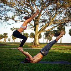 Couples yoga poses, yoga poses for two, acro yoga poses, partner yoga Couples Yoga Poses, Acro Yoga Poses, Yoga Poses For Two, Bikram Yoga, Yoga Poses For Beginners, Yoga Girls, Partner Yoga, Yoga Challenge, Body Women