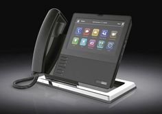 OpenPeak intros Atom-powered ProFrame VoIP phone