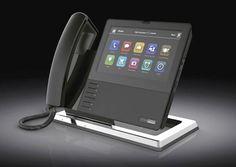 OpenPeak intros Atom-powered ProFrame VoIP phone