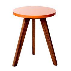 Fab: Moore Side Table Orange