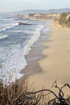 """Half Moon Bay, California Coastline""  [Photographer *simoneanne* November 27 2011]  'h4d' 120818"