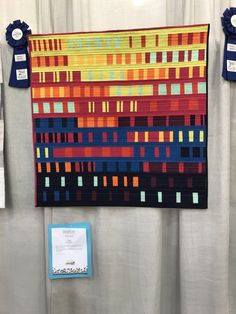 Day one at Quiltcon 2018