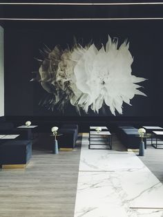 Restaurant design: 51fifteen, Saks Fifth Avenue, Houston, Tx — The Decorista